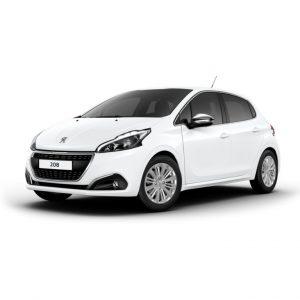 оренда Peugeot 208