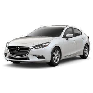 Оренда Mazda 3 у Львові